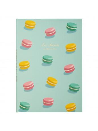 Notebook B6 Macaron Mint - Les Secrets by Ladurée