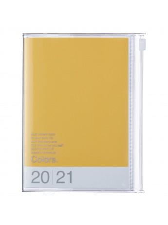 Marks Europe 2020//2021 colore: menta formato A6 Agenda tascabile verticale