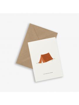 Greeting Card Tent  - Kartotek Copenhagen