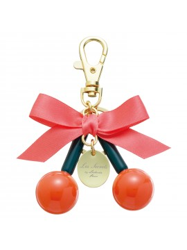 Key Holder Cerise Corail - Les Secrets by Ladurée