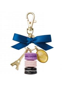 Key holder Macaron Cassis Violette - Les Secrets by Ladurée