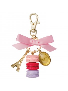 Key holder Macaron Rose - Les Secrets by Ladurée
