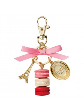 Key holder Macaron Versailles - Les Secrets by Ladurée