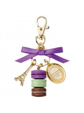 Key holder Macaron Fleur & Blé - Les Secrets by Ladurée