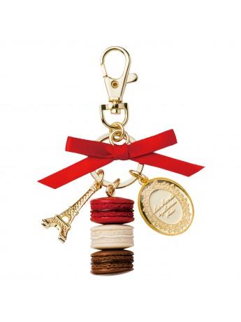 Key holder Macaron Mathilde - Les Secrets by Ladurée