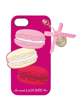 iPhone Case Rose Framboise - Les Secrets de Ladurée