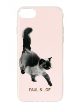Smartphone case back cover Suiboku Cat - PAUL & JOE La Papeterie