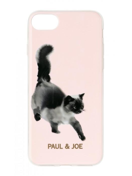 Coque iPhone 7 Suiboku Cat - PAUL & JOE La Papeterie - Marks-store