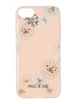 Smartphone case back cover Chrysanthemum - PAUL & JOE La Papeterie