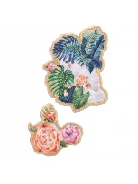Embroidery Sticker Gatti Tropicali - PAUL & JOE La Papeterie