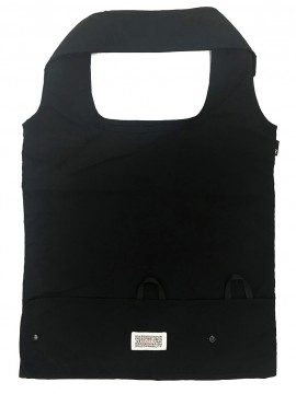 Tote Bag Marktote Regular Black - ROOTOTE