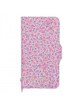 Flip Type Case for iPhone 11 Fleurette - PAUL & JOE La Papeterie