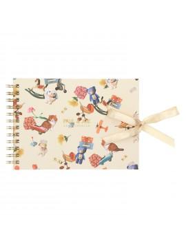 Landscape Notebook A6 Toys Toys Toys - PAUL & JOE La Papeterie