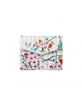 Card case Stripe Bouquet - PAUL & JOE