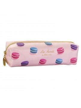 Pen case Pink Macaron - Les Secrets by Ladurée