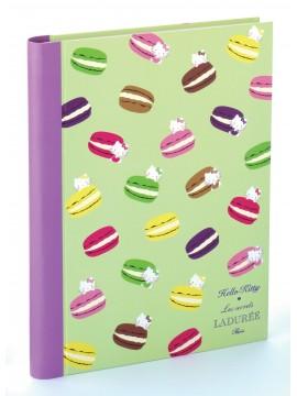 Notebook B6 Hello Kitty x Ladurée Pistachio - Les Secrets by Ladurée
