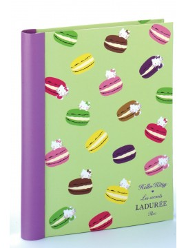 Notebook A6 Pistachio Hello Kitty x Ladurée - Les Secrets by Ladurée