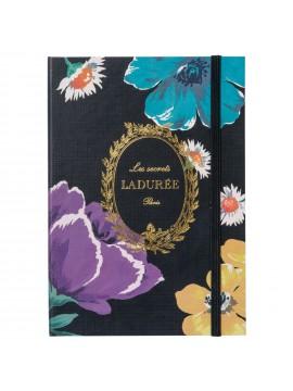 Notebook B6 Peony - Les Secrets by Ladurée
