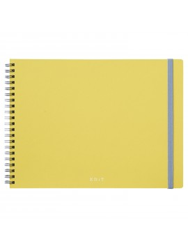 Landscape Notebook Yellow - Ideation EDiT