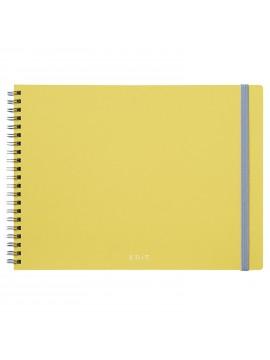 Landscape Notebook + Sticky Notes Set Yellow - Ideation EDiT