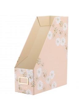 File Box Chrysanthemum Pink - PAUL & JOE La Papeterie