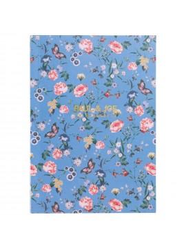 Notebook A6 Fiore e Farfalle - PAUL & JOE La Papeterie
