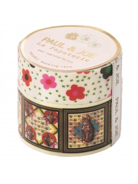 Masking tape Daisy in The Fiel - PAUL & JOE La Papeterie