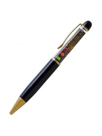 Ballpoint pen Macaron Réglisse - Les Secrets by Ladurée