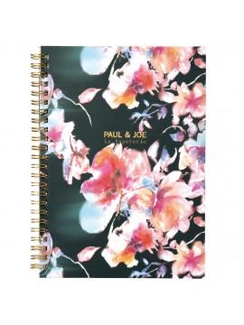 Spiral notebook Pastel Aquarelle Violet A5 - PAUL & JOE