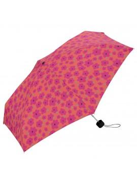 Tiny silicone Umbrella Hana pink - KIU
