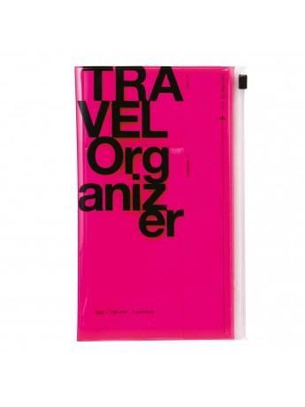 Travel Organizer Neon Pink - Travel kit