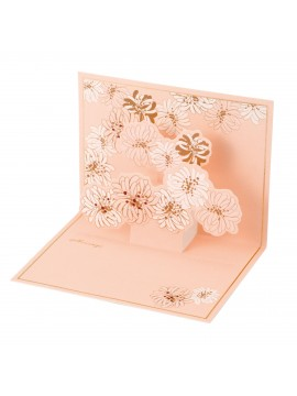 Message card, PAUL & JOE  // Chrysanthemum