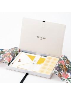 Letter set Wild cats & Flowers - PAUL & JOE