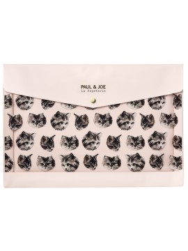 Stationery case A4 Cat Cat Cat - PAUL & JOE