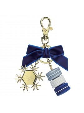 Key Holder Flocons & Fleurs de Neige Limited edition  - Les Secrets by Ladurée