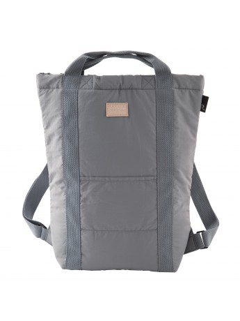 Backpack 2-Way Tote Bag Ceoroo Washer Gray - ROOTOTE