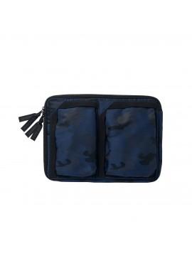 Bag in Bag M Navy Camouflage - TOKAKURE