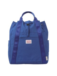 Convertible Backpack / Tote Bag Blue Ceoroo Tall - ROOTOTE