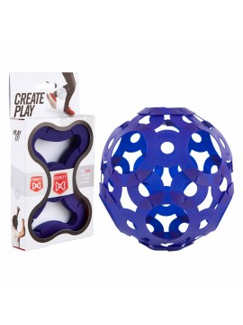 FOOOTY the Ball Blue - Construction Game