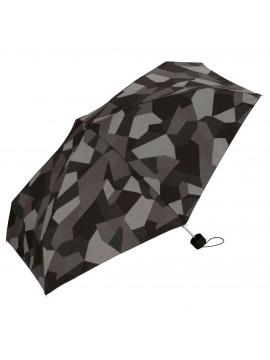 Tiny silicone Umbrella Monotone camouflage - KIU