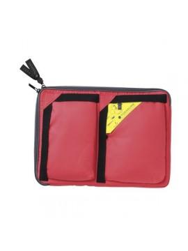 Bag in Bag M CORAL RED - TOKAKURE