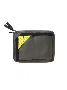 Bag in Bag S OLIVE GREEN - TOKAKURE