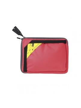Bag in Bag S CORAL RED - TOKAKURE