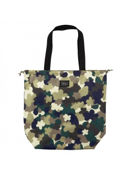 2way Rain Bag Cover Camo-Flower - KIU