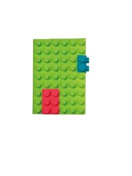 Notebook A6 Green