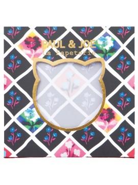 Sticky Notes Tartan Floral - PAUL & JOE La Papeterie