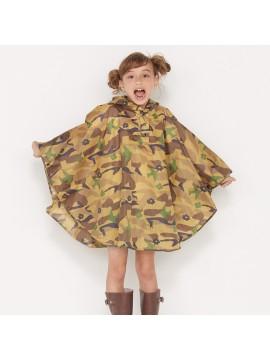 Kids Poncho Unisex Camouflage - KIU