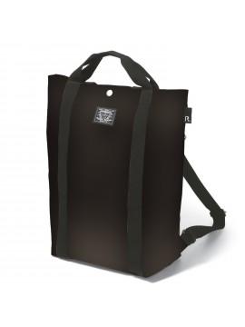 Convertible Backpack Tote bag Black Ceoroo Neo - ROOTOTE