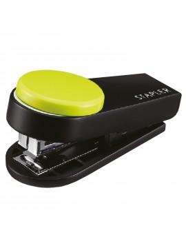 Stapler Mini & Mobile Green - MAX