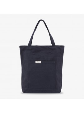 Tote bag, KARTOTEK // Pocket Love navy